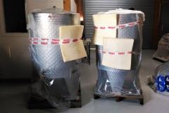 fermenteurs emballés